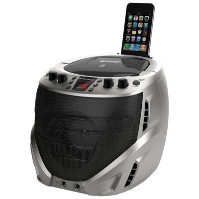 Emerson Portable Karaoke - Emerson GQ365 Portable Karaoke CDG Player