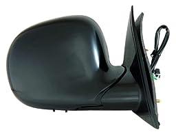 Depo 335-5408R3EB1 Black Passenger Side Power Non-Heated Mirror