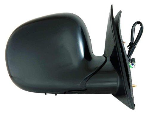 (Depo 335-5408R3EB1 Black Passenger Side Power Non-Heated Mirror )