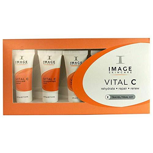 Hydrating Kit (Image Skin Vital C Trial Kit)