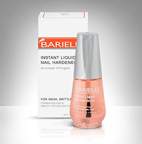 Barielle Nail Strengthener Cream (Barielle Instant Liquid Nail Hardener, 0.5 Ounce)