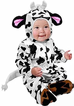 Amazon.com: Infant Cow Farm Animal Baby Halloween Costume