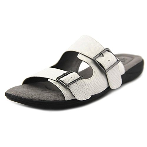 Life Stride Ellway Femmes US 7 Blanc Sandale
