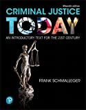 Books : Criminal Justice Today: An Introductory Text for the 21st Century (15th Edition) (What's New in Criminal Justice)