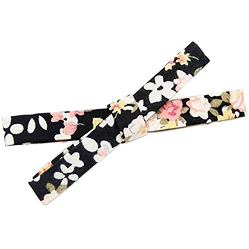 1PC Fashion Bowknot Hair Clip Hair Accessories Headpiece (A) ()