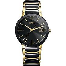 Rado Men's R30929152 Centrix Analog Display Quartz Two Tone Watch