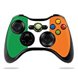 Skin For Microsoft Xbox 360 Controller – Irish Flag | MightySkins Protective, Durable, and Unique Vinyl Decal wrap cover | Easy To Apply, Remove, and Change Styles | Made in the USA Review