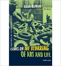 Essays on the blurring critical essay everyday use