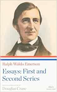emerson essays first and second series