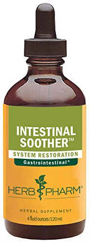 Herb Pharm Intestinal Soother Turmeric