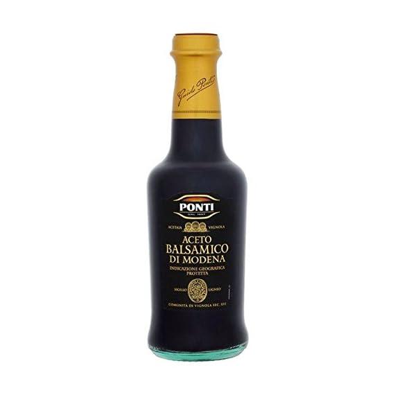 Ponti Balsamic Vinegar Of Modena 12 Months Matured - 250ml (8.45fl oz) 1 250ml - (8.45 fl oz) Ponti *Please not Best Before/Expiration UK is DD/MM/YYYY