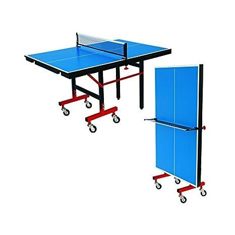 Mesa de Ping Pong. Tenis de Mesa.Mini: Amazon.es: Deportes y aire ...