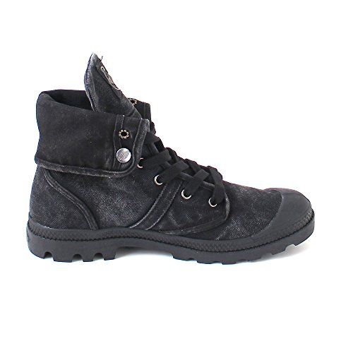 Pallabrouse Soft Palladium 069 Donna Boots Baggy metall Stivaletti Black 92478 7WSgS6vn