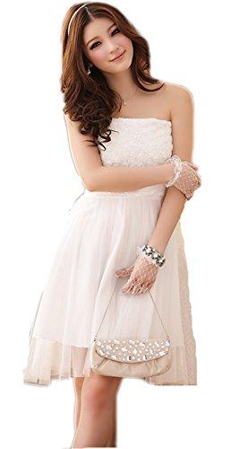 HOT selling Cocktail Prom Kleid Abendkleid Brautkleid Rose Gaze ...