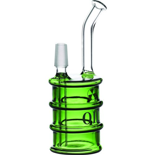 SCIENTIFIC-LAB-13-683-WP-OIL-DRUM-6-GREEN-MALE-14MM