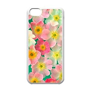 Petals Customized Cover Case for iphone 6 plus 5.5,custom phone case ygtg517963