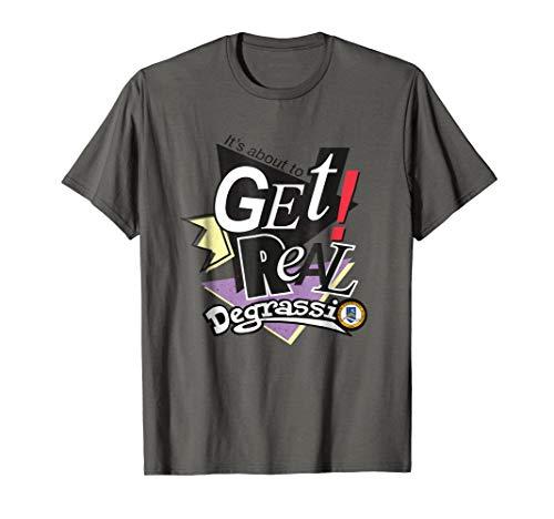 Degrassi Get Real (Degrassi Tshirt)