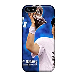 Mjdavis Case Cover For Iphone 5/5s - Retailer Packaging New York Giants Protective Case