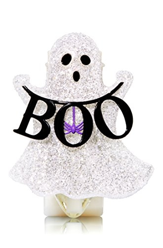 Bath and Body Works Wallflower Nightlight Boo Ghost Halloween Electric Plug In Base