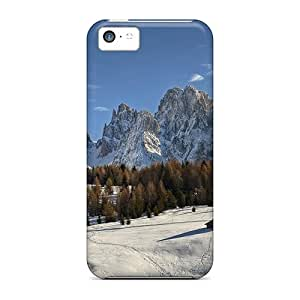 SvS4008GuxR Faddish Amazing Winter Lscape Case Cover For Iphone 5c