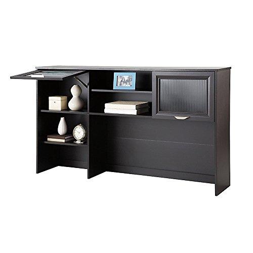 Cheap Realspace Magellan Collection Hutch, 33 5/8″ H x 58 1/8″ W x 11 5/8″ D, Espresso