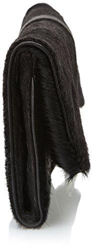Fab by Fabienne New york clutch - Bolso Black hairy