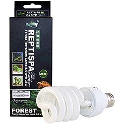 Reptispa Forest Terrarium 5.0 UVB 26 Watts Compact Fluorescent Lamp