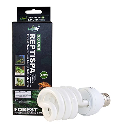 26 Watt CFL UVB 5.0 for Forest Dwelling ()
