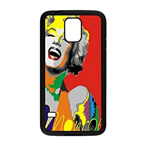 SANLSI Marilyn colour Case Cover For samsung galaxy S5 Case