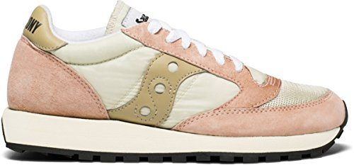 Castle Tea Pink Vintage Zapatilla T06 Jazz Saucony xwIAt0Rq