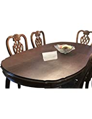 Table Pads For DINING ROOM TABLE Custom Made, Top Of The Line, PREMIUM  Quality Table Pads With LEAF EXTENSIONS Included | Bundle With Lu0026L TABLE  RUNNER (2 ...