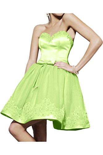 Toscana novia dibujos con dos-Traeger gasa por la noche vestidos de fiesta vestido de fiesta largo vestidos de bola Verde