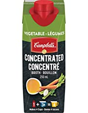 Campbell's Concentrated Vegetable Broth, 250 mL
