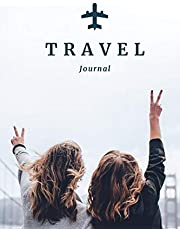 Travel Journal: Travel Planner Notebook and Vacation Journal for 6 Trips - A Great Travel Gift