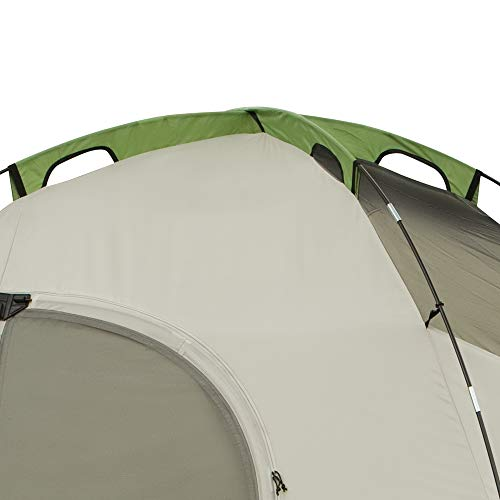 Coleman 8 Person Tent For Camping Elite Montana Tent