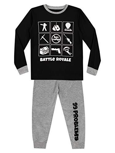Character UK Jongens Battle Royale Pyjama