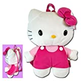 Hello Kitty Full Body 14-Inch Plush Backpack