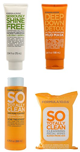 Formula 409 Formula 10.0.6 Facial Skin Care Set for Acne ...