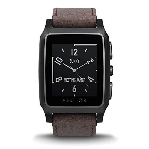 Vector Watch Meridian Smartwatch 30 Notifications