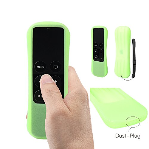 Amazon Non Slip Grip Ergonomic Silicone Luminous Green