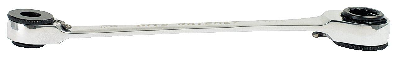 KS TOOLS 503.4679 Mini cliquet CHROMEplus 6,35mm