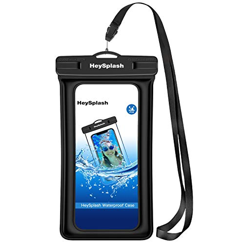 HeySplash Floating Waterproof Cell Phone Bag, Underwater for sale  Delivered anywhere in Canada