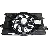MAPM Premium CHEROKEE 14-16 RADIATOR FAN ASSEMBLY, Single Fan, 2.4L Eng