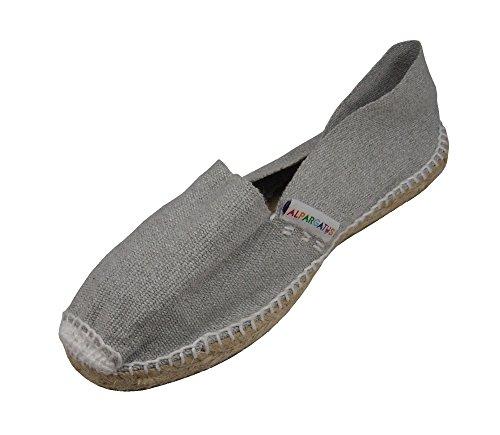 Price comparison product image Alpargatus - Espadrille Grey 34 EU / 3 - 3.5 US Unisex Child Grey
