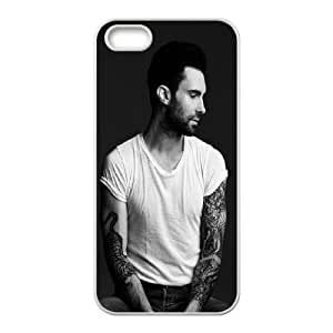 Custom High Quality WUCHAOGUI Phone case Singer Adam Levine Protective Case For Apple Iphone 5 5S Cases - Case-12