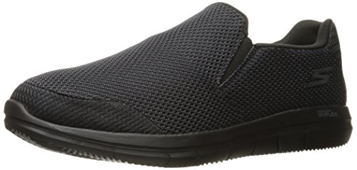 Skechers Performance Mens Go Flex 2 Finition Chaussure De Marche Noir