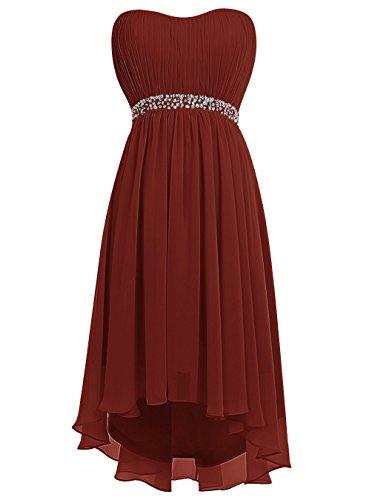 Buy belsoie chiffon dress - 9