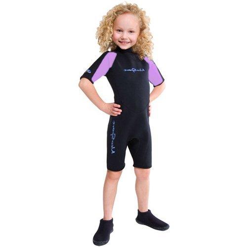 Neosport Wetsuits Youth Premium Neoprene 2mm Youth's Shor...