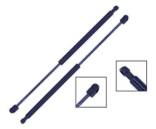 2 Pieces (SET) Hood Lift Supports 2002 TO 2005 BMW 745Li, 745i, 2003-2010 760li, 760i, 2006-2010 750i,750 li, 2002-2007 Alpha B7