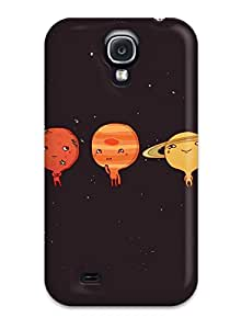 Vicky C. Parker's Shop 7682479K91370483 High Grade Flexible Tpu Case For Galaxy S4 - Planet